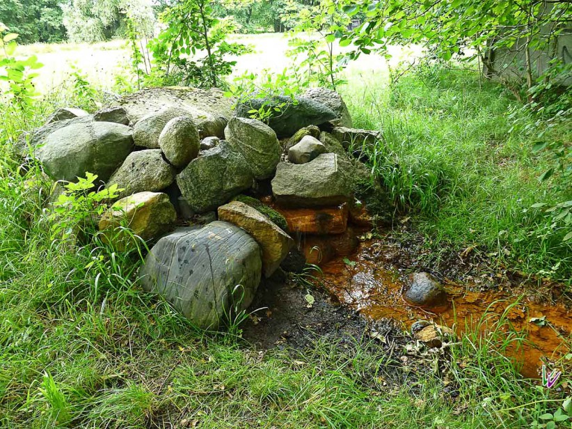 Klein Briesen Artesicher Brunnen