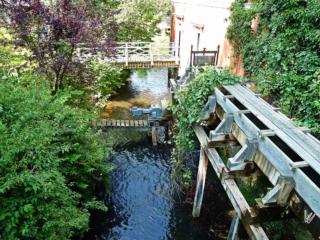 Wassermuehle bei Bardenitz