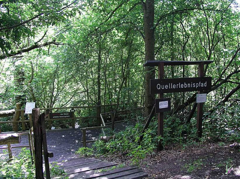 Quellerlebnispfad im Nationalpark Unteren Odertal