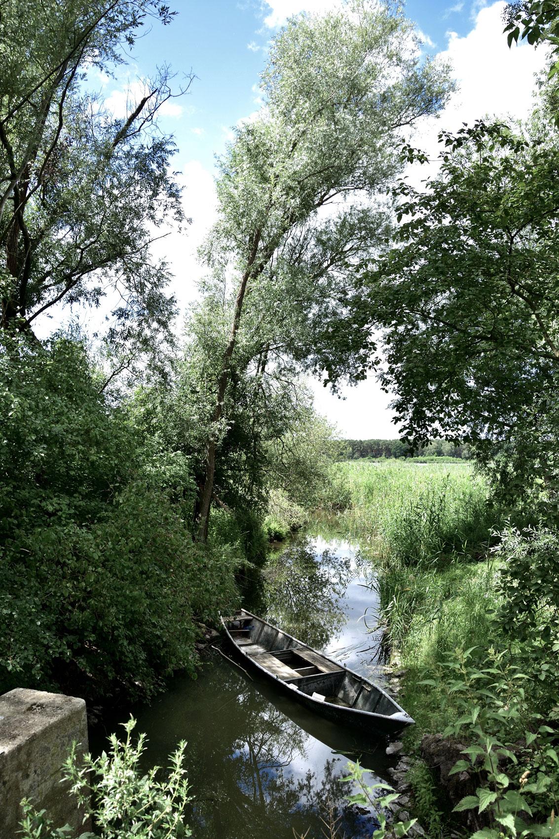 am Kossenblatter See
