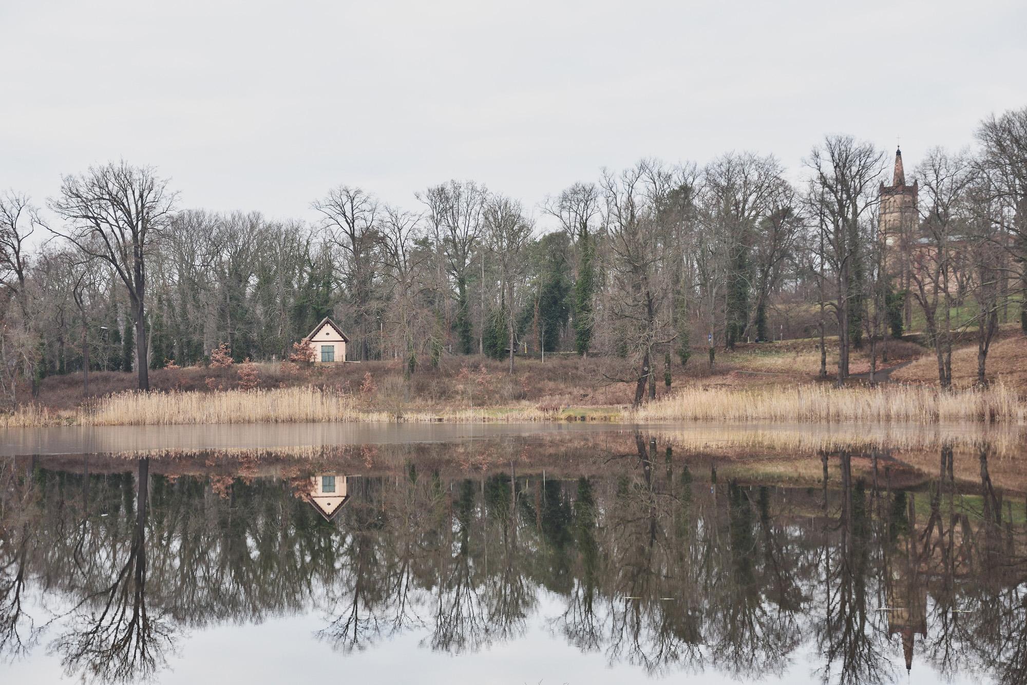 Schlosspark Petzow