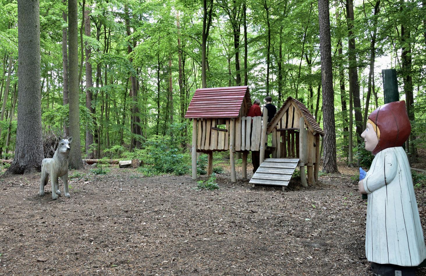 Spielplatz Waldwichtelpfad